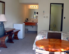 Accommodation in Radium Hot Springs